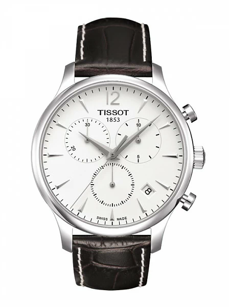Часы Tissot Tradition Chronograph T063.617.16.037.00 фото