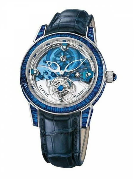 Ulysse Nardin Royal_Blue 799-98BAG фото