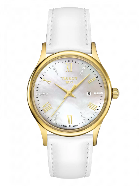Часы Tissot Rose Dream Lady 18k Gold T914.210.46.116.01 фото