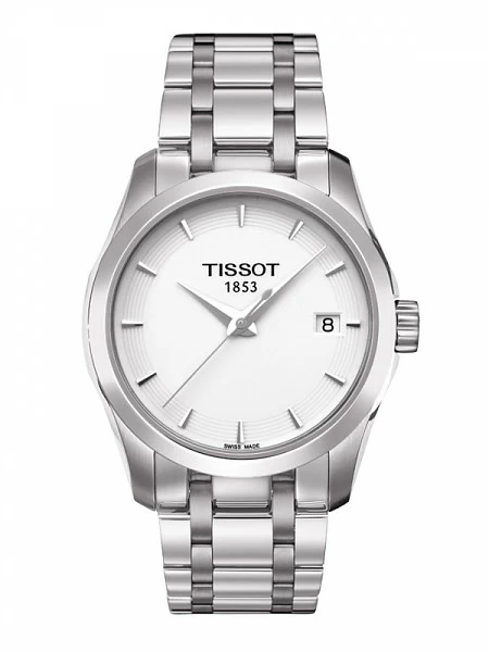 Часы Tissot Couturier Lady T035.210.11.011.00 фото