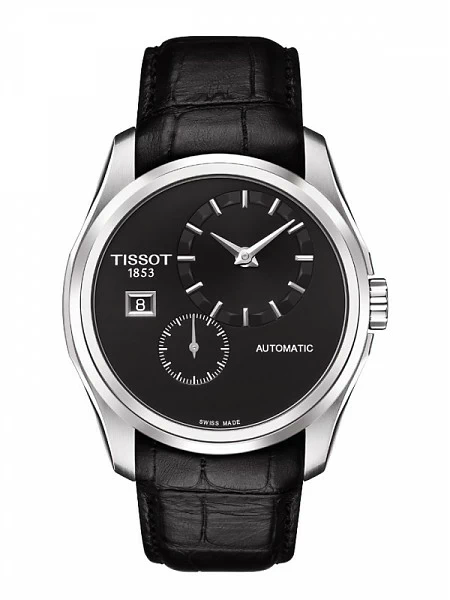 Часы Tissot Couturier Automatic Small Second T035.428.16.051.00 фото