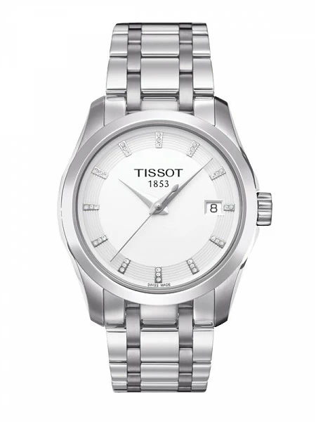 Часы Tissot Couturier Lady T035.210.11.016.00 фото