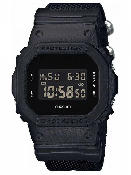 Casio G-Shock DW-5600BBN-1E фото