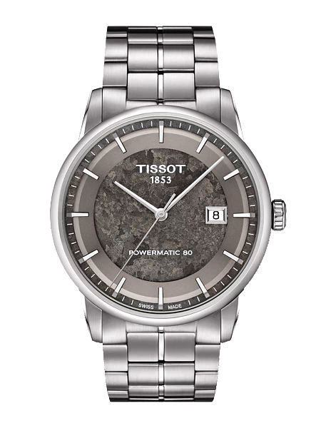 Часы Tissot Luxury Powermatic 80 Jungfraubahn T086.407.11.061.10 фото