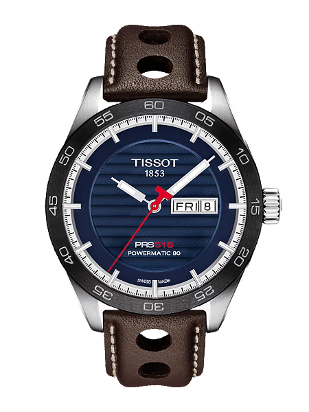 Часы Tissot Prs 516 Powermatic 80 T100.430.16.041.00 фото