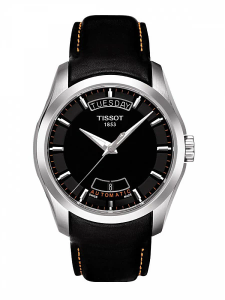 Часы Tissot Couturier Automatic T035.407.16.051.01 фото