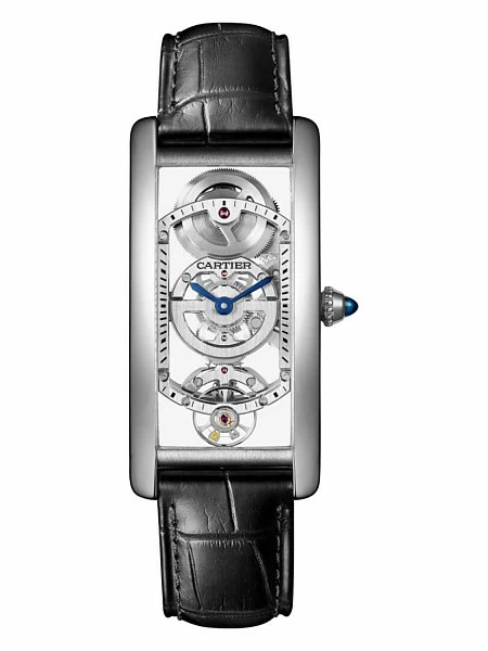 Cartier Tank Cintree WHTA0009 фото