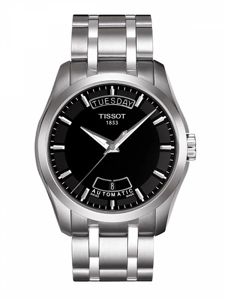 Часы Tissot Couturier Automatic T035.407.11.051.00 фото