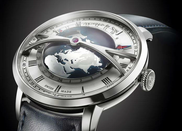 Arnold and Son The Globetrotter фото 2