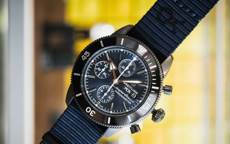 Breitling Superocean Heritage Outerknown M133132A1C1W1