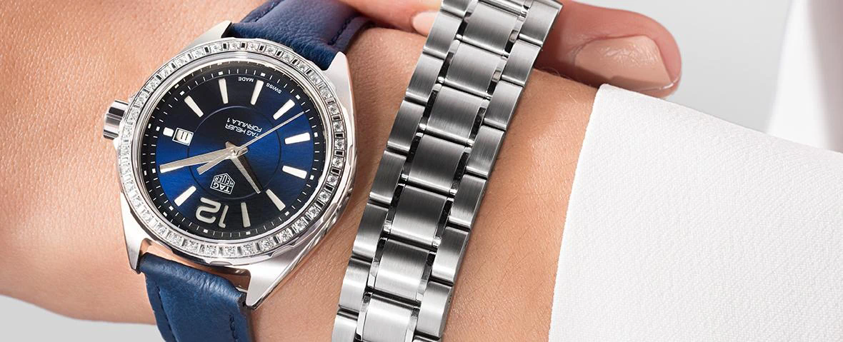 TAG Heuer For Lady